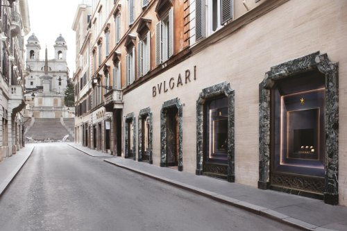 Bulgari's Journey to Italy cover image