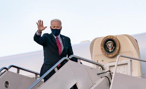 Listen: Biden Kicks Off First Foreign Trip of Presidency