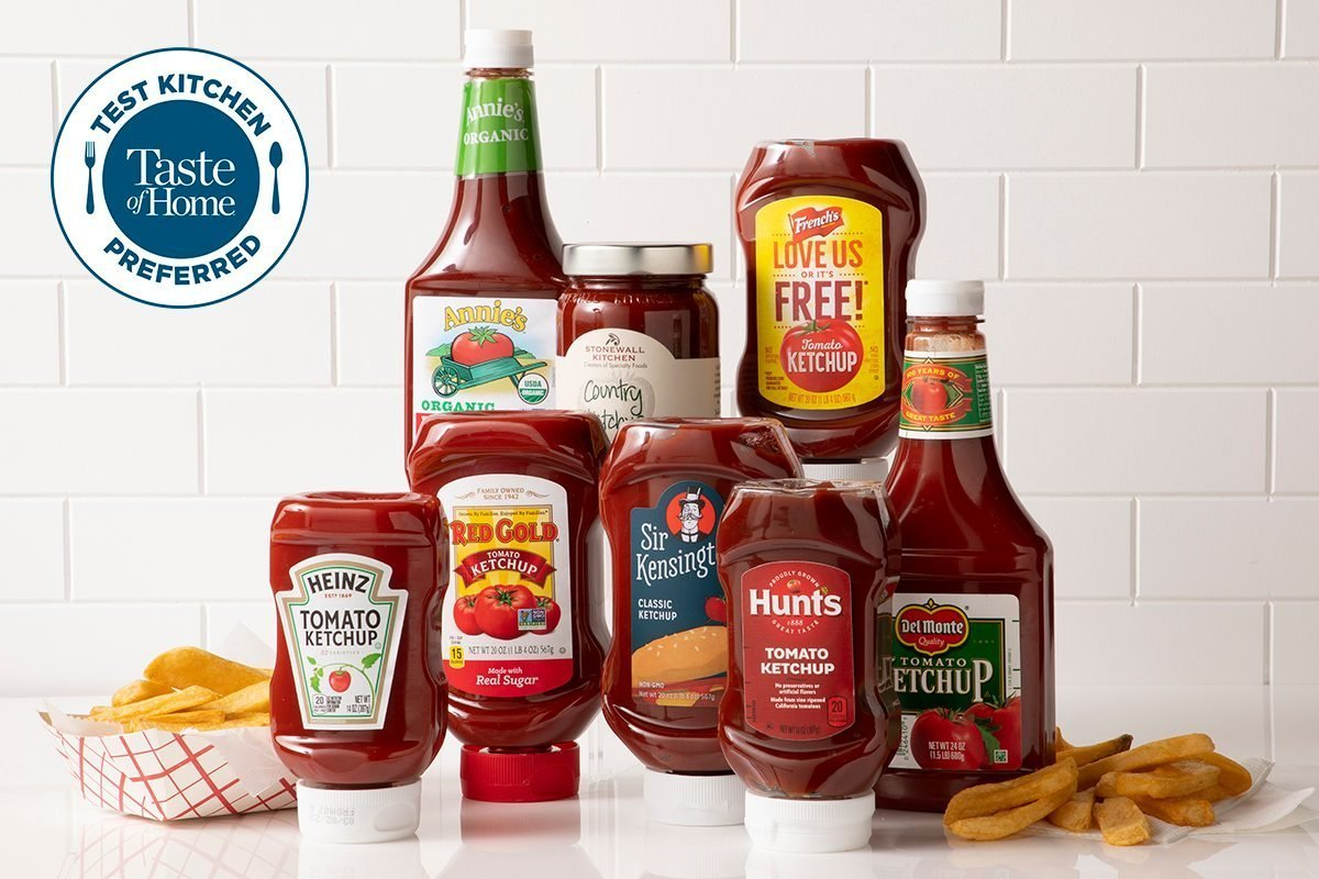 What Brand REALLY Makes the Best Ketchup?