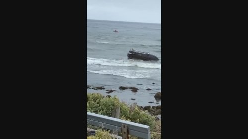 At Least Three Dead and Dozens Injured After Vessel Capsizes Off San Diego Coast