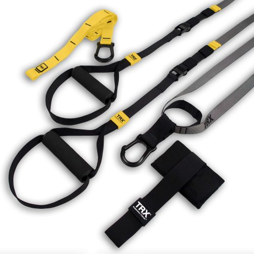 Lightweight and portable TRX GO suspension trainer system