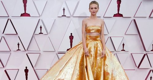 Every stunning look from the Oscars red carpet