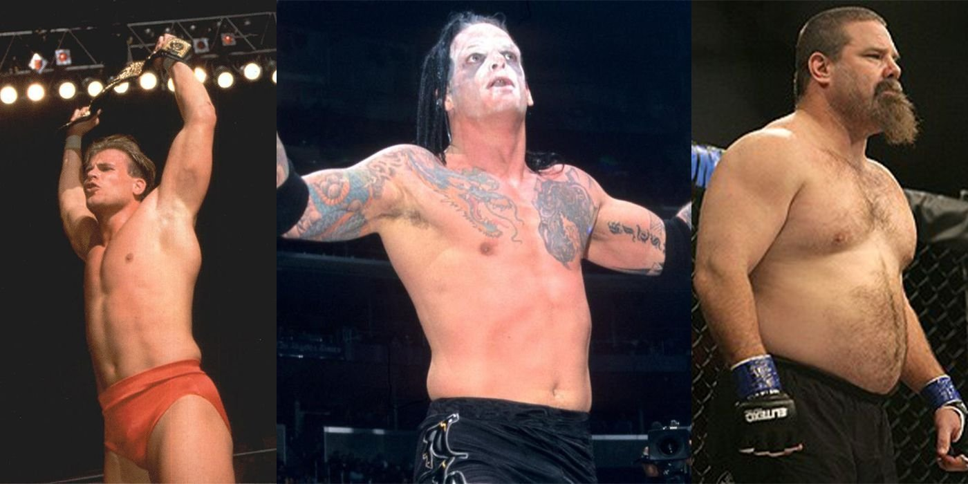 10 Forgotten WCW Wrestlers: Where Are They Now?