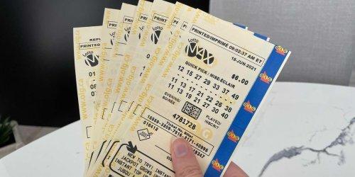 Lotto Max's Record-Breaking Jackpot Wasn't Won Again