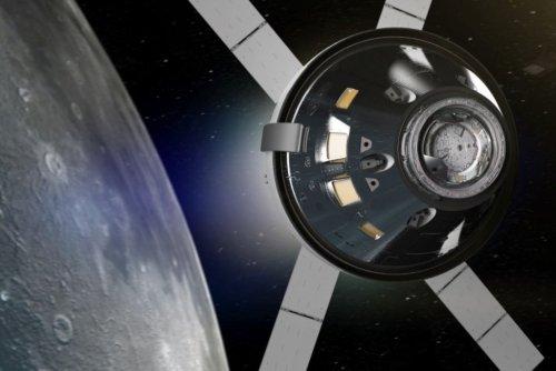 Follow NASA's journey back to the moon