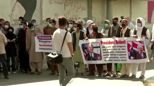 Biden authorizes $100 mln for Afghan refugees