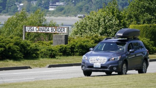 Families Separated By Canada-U.S. Border