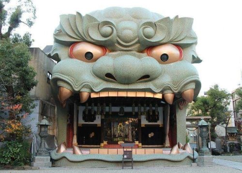 Exploring Osaka's Architectural Wonders