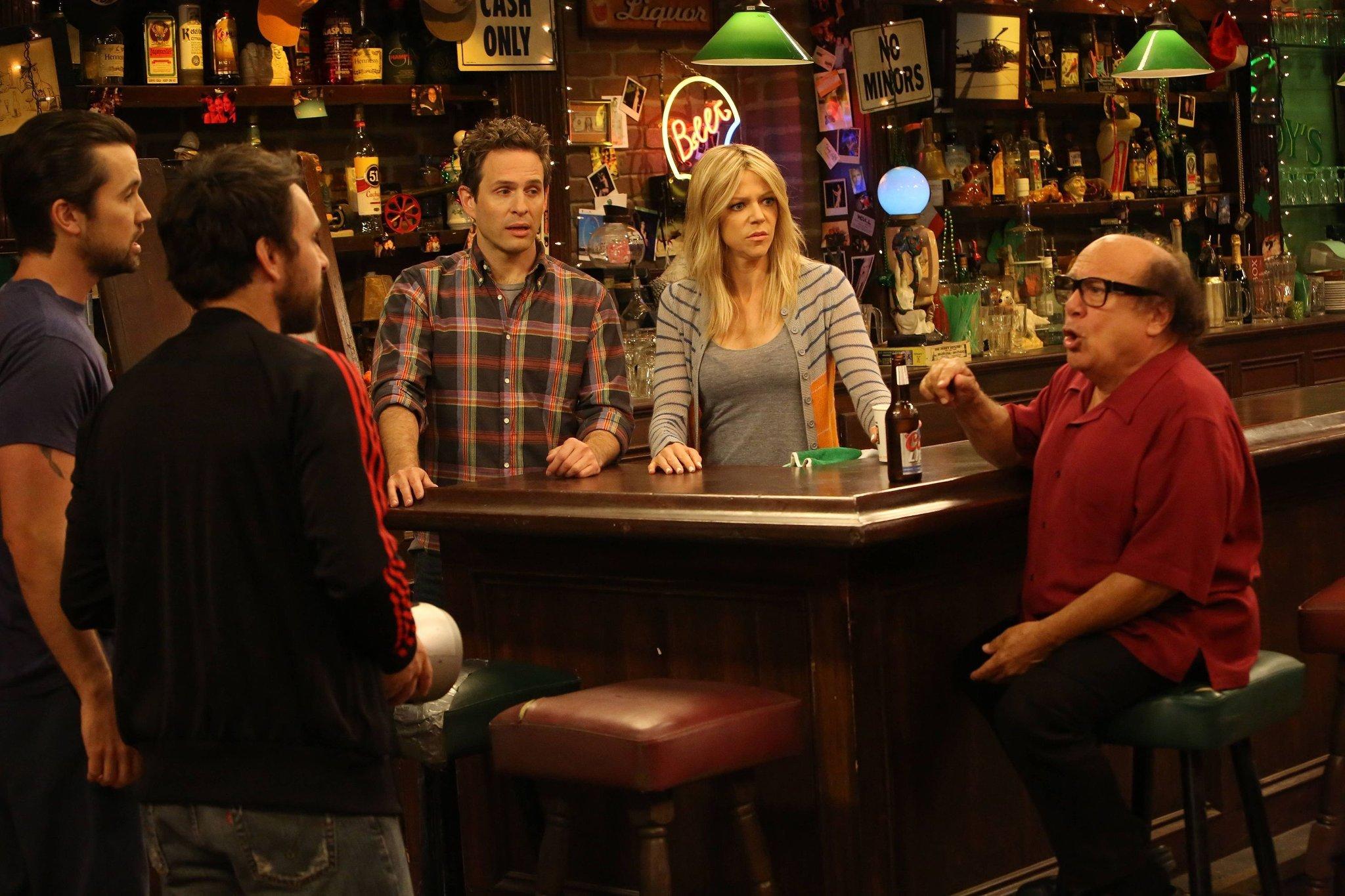 'It's Always Sunny in Philadelphia' Season 15 Set Image