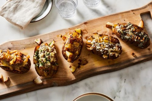 How To Make The Best Baked Potatoes Ever
