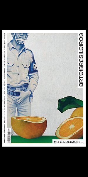 ARTE!BRASILEIROS #54 - cover