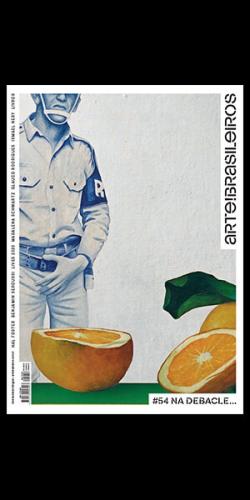 ARTE!BRASILEIROS #54 cover image