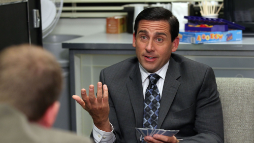 The Office Turns 16
