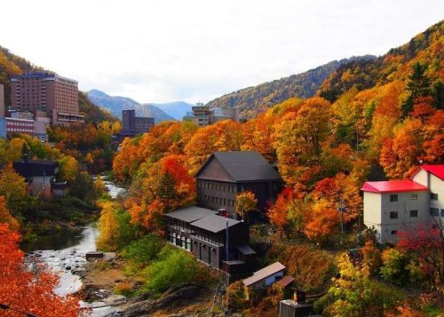 These 4 Places For Fall Scenery With A Japanese Vibe Will Take Your Breath Away