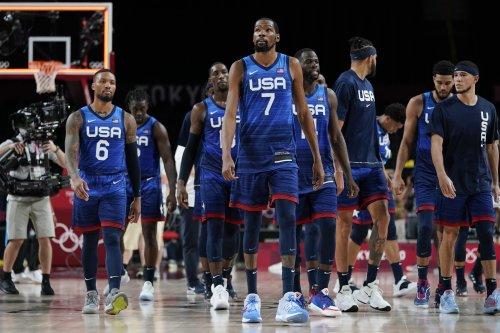 Slam dunk: NBC brings back iconic NBA theme for Olympics