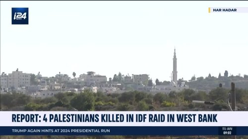 2 IDF soldiers wounded in West Bank firefight that killed 4 Palestinian gunmen