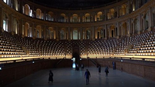 Parma is again Italy's Capital of Culture after COVID closures in 2020