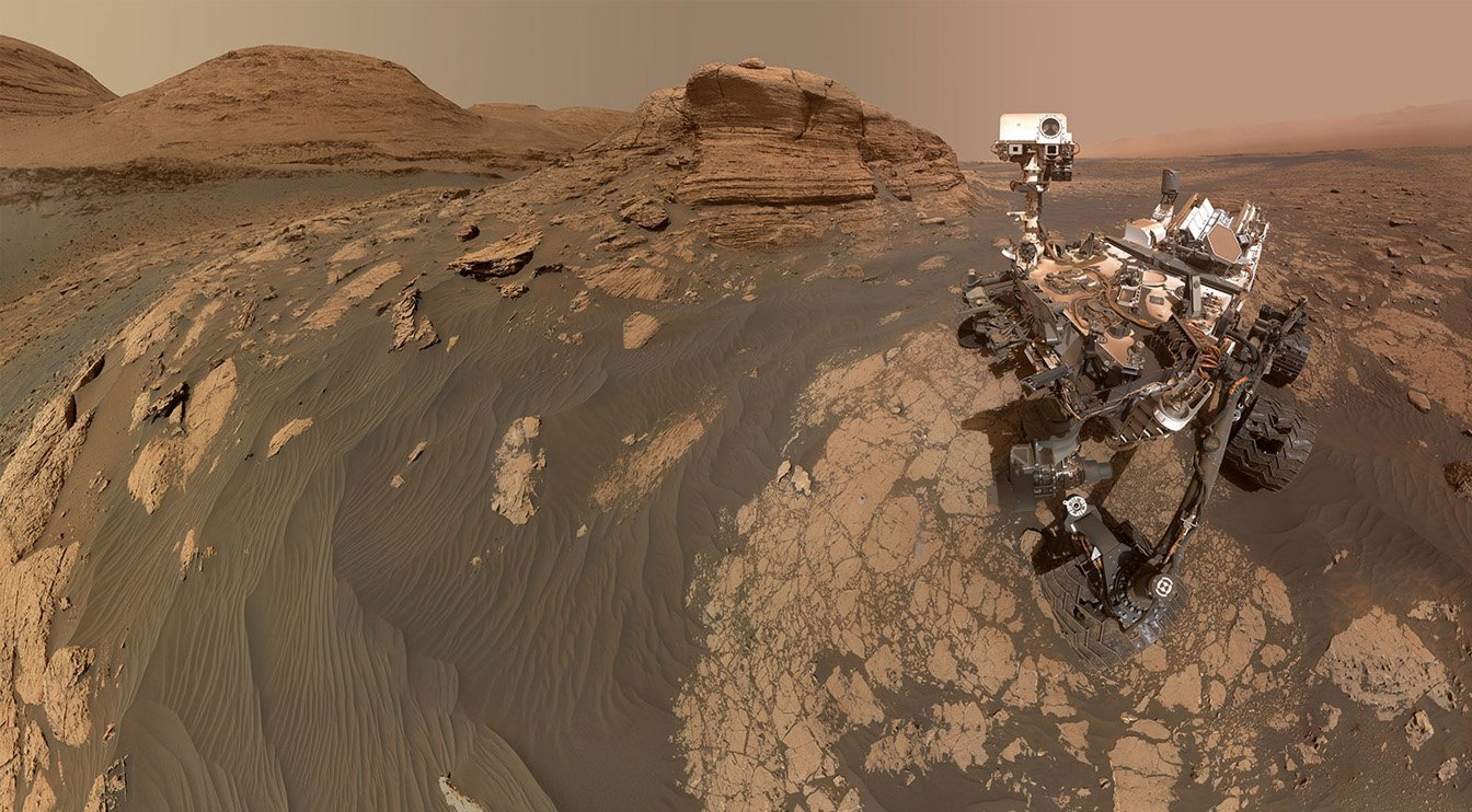 A Stunning Selfie From Mars, Plus the Biggest Space News of the Week