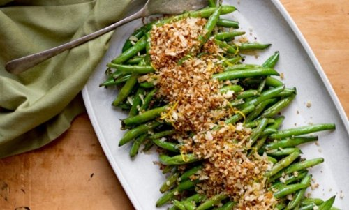 Dress Up Your Green Beans!