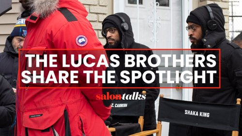 Keith and Kenny Lucas on building successful collaboration in Hollywood