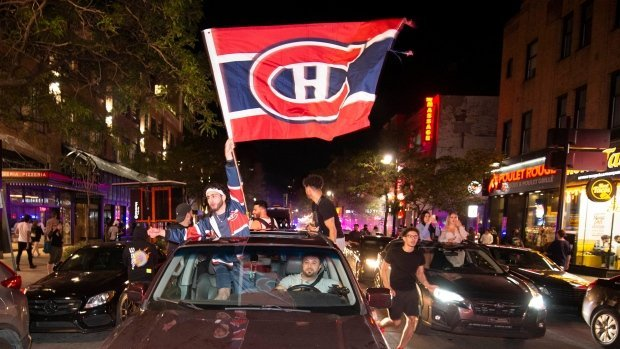 Montreal Canadiens Could Raise Canada's First Stanley Cup in 28 Years