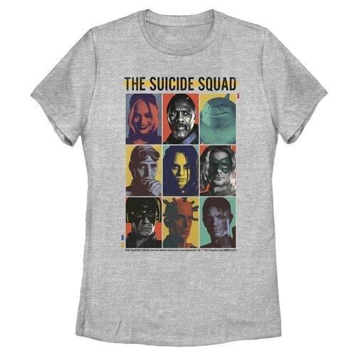 DC Comics t-shirts, figures, and more.