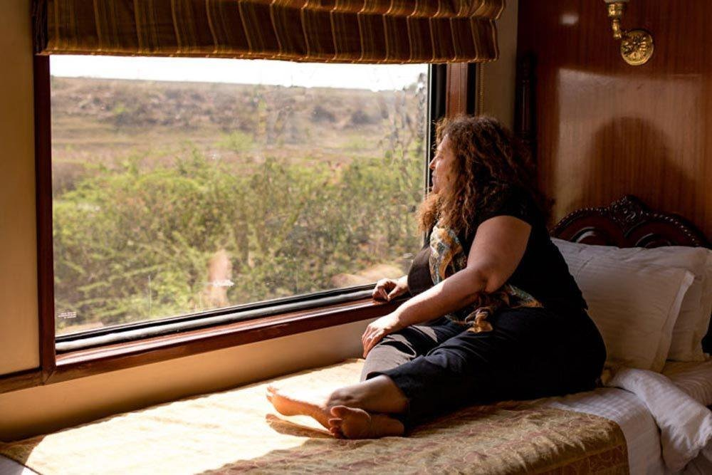 What It's Like to Travel on India's Most Expensive Train