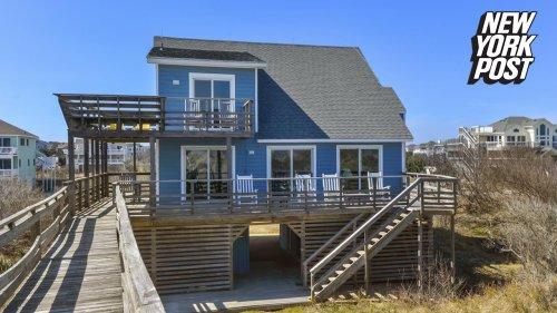 Inside the beach house where Bill Gates, Ann Winblad took getaways