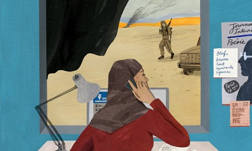 Skyping with the enemy: I went undercover as a jihadi girlfriend