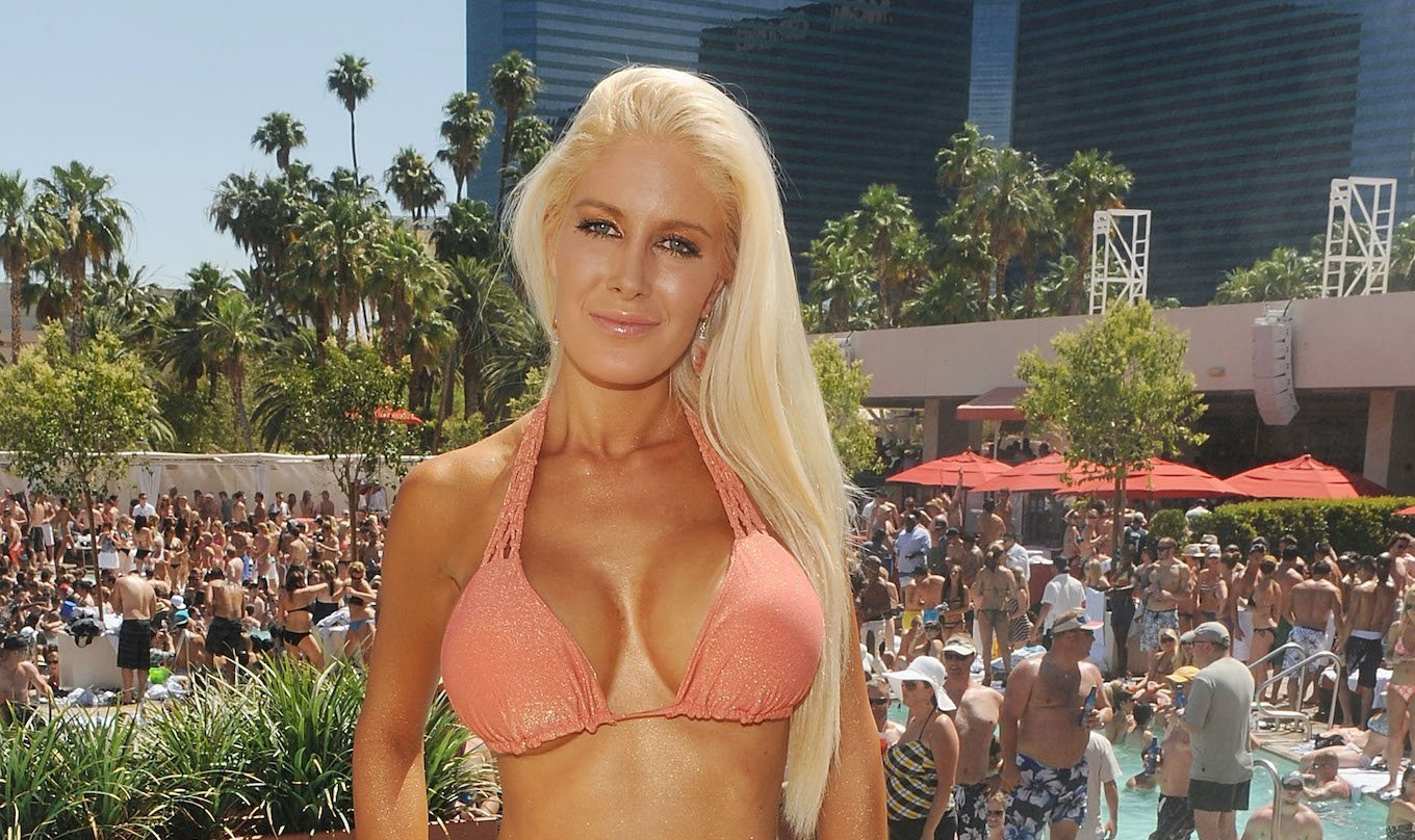 Celebs who regret their breast implants