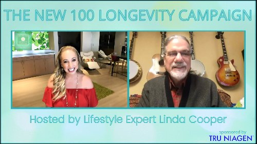WHY INFRARED SAUNAS ARE THE HOTTEST LONGEVITY HEALING MODALITY : EP9 THE NEW 100 LONGEVITY CAMPAIGN