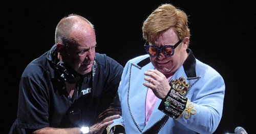 Elton John In Marriage Hell? 'It's Going To Be Very Tough On Elton'