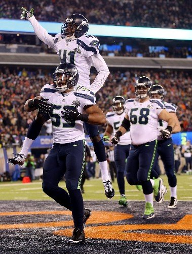 Everything Seahawks! Superbowl Champions Edition  cover image