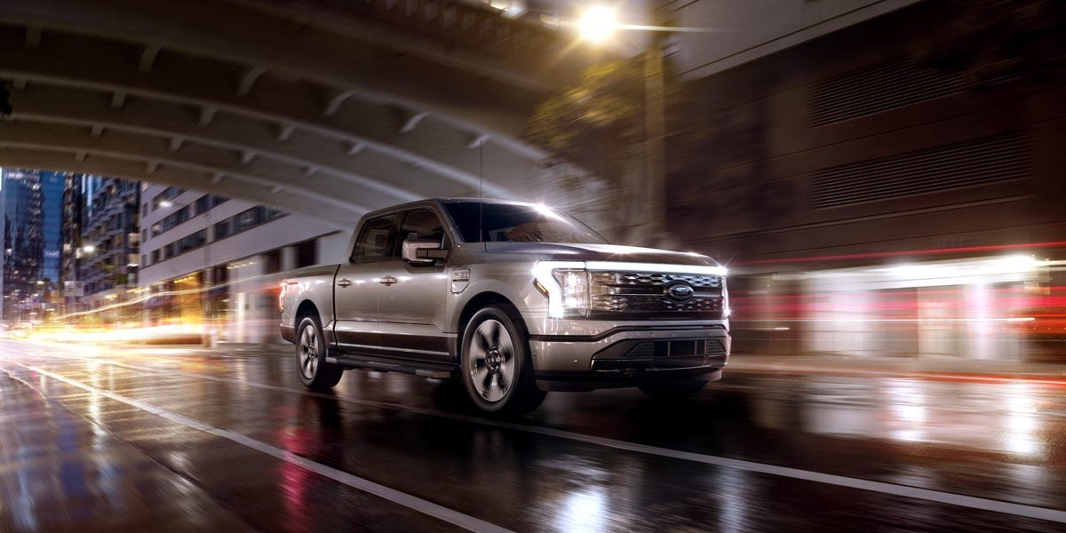 Ford F-150 Lightning finally revealed: Everything you need to know!
