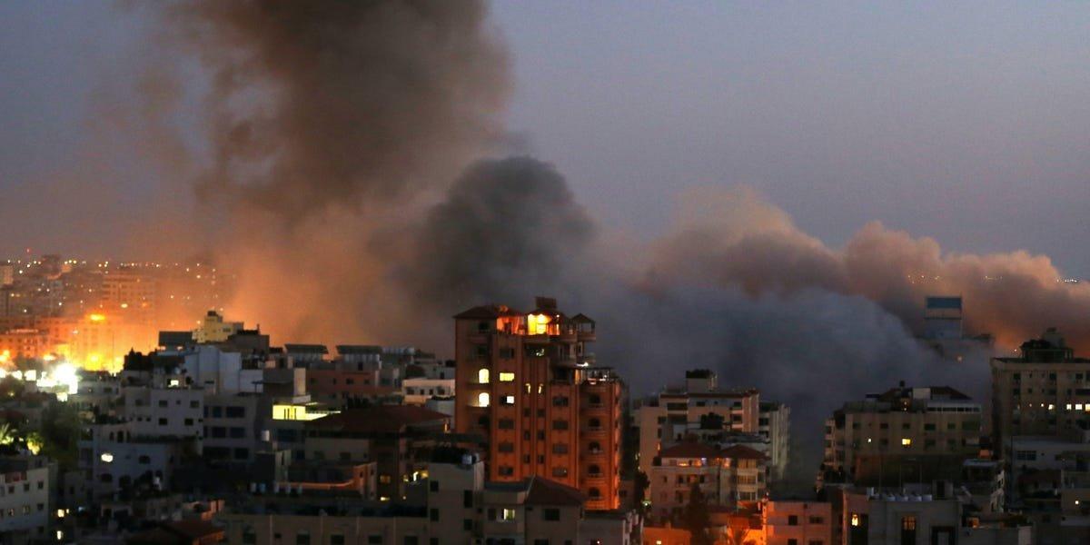 The latest on Israel & Gaza: Biden calls for de-escalation