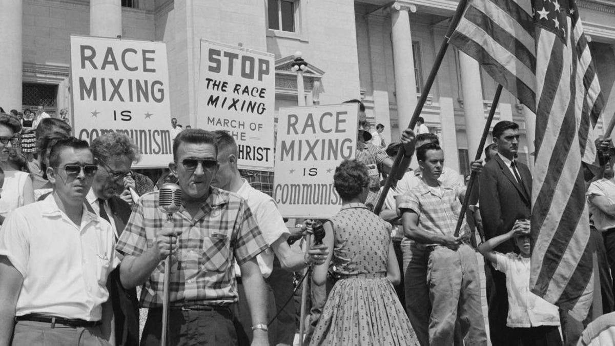 The Complete List of Marxist, Un-American, Anti-White Things