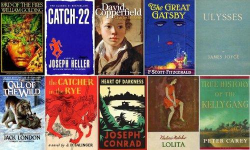 The 100 best novels written in English: the full list