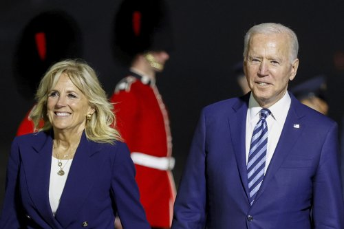 Biden opens overseas trip declaring 'United States is back'
