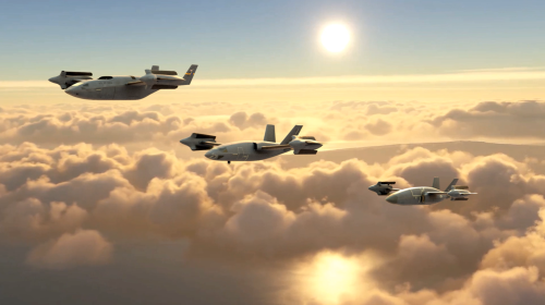These new flying machines take off like helicopters and zoom like fighter jets