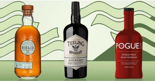 The best Irish whiskey: celebrate St Patrick's Day the proper way
