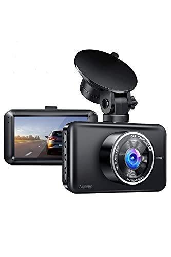 Full HD dash camera with night vision