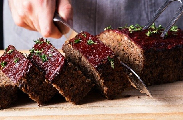 Vegetarian Meatloaf That's Even Better Than The Real Thing