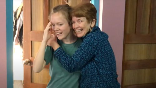 Mom Flies Across The World To Nepal To Surprise Her Daughter