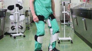'Sit' While Standing? This Exoskeleton Might Be The Answer