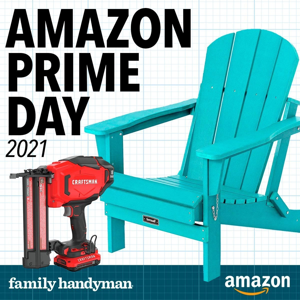 Amazon Prime Day is Here! Check out Our Favorite Deals for DIYers