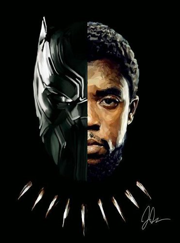 Marvel Universe Black Panther Movies - cover