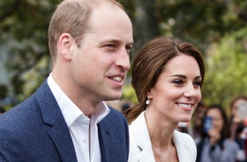 Inside Prince William And Kate Middleton's Stunning Kensington Palace Apartment