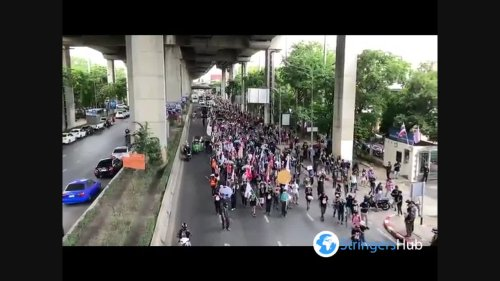 Thailand: Protesters demand Constitution changes, PM resignation during fresh protests in Bangkok