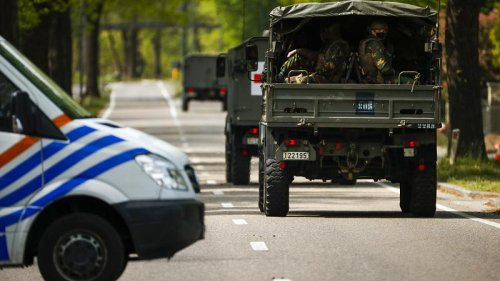 Fugitive far-right soldier apparently found dead, says Belgian police