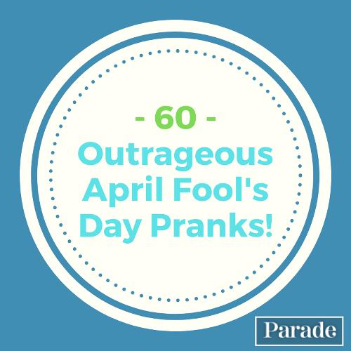 Best April Fools' Day Pranks